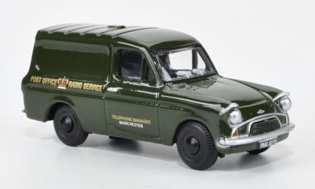 Ford Anglia 1/76 Oxford Van Post Office Radio Service 1961 diecast model cars