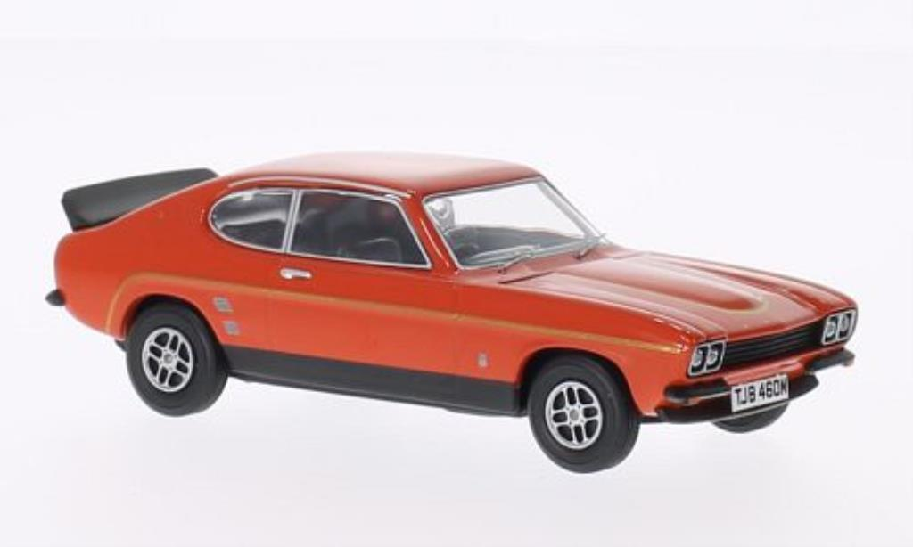 Ford Capri 1/43 Vanguards Mk1 3100 rouge RHD (GB) miniature
