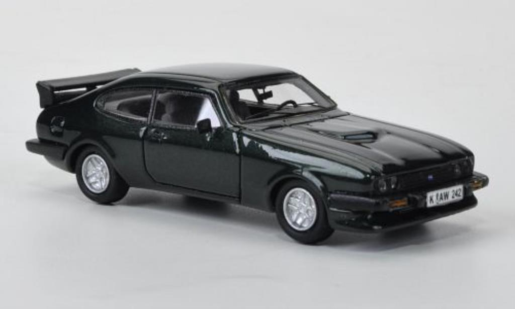 Ford Capri 1/87 Neo MkIII Turbo grun 1982 miniature
