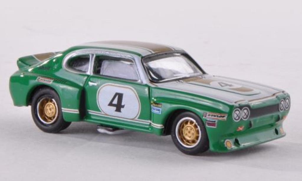 Ford Capri 1/87 Bub  3100 No.4 miniature