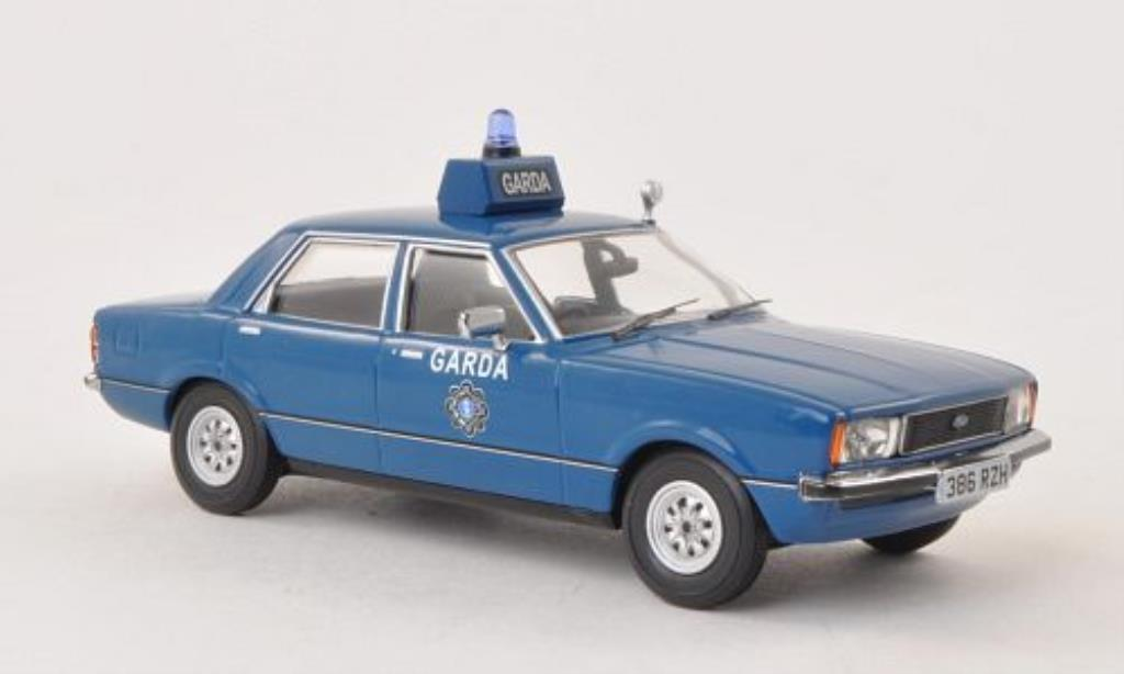 Ford Cortina 1/43 Vanguards MkIV 1.6L Garda Polizei (IRL) diecast model cars