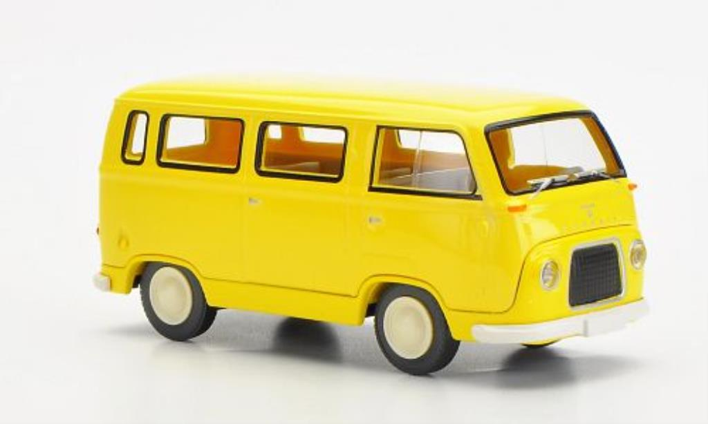 Ford FK 1000 1/87 Wiking 1000 Bus jaune miniature
