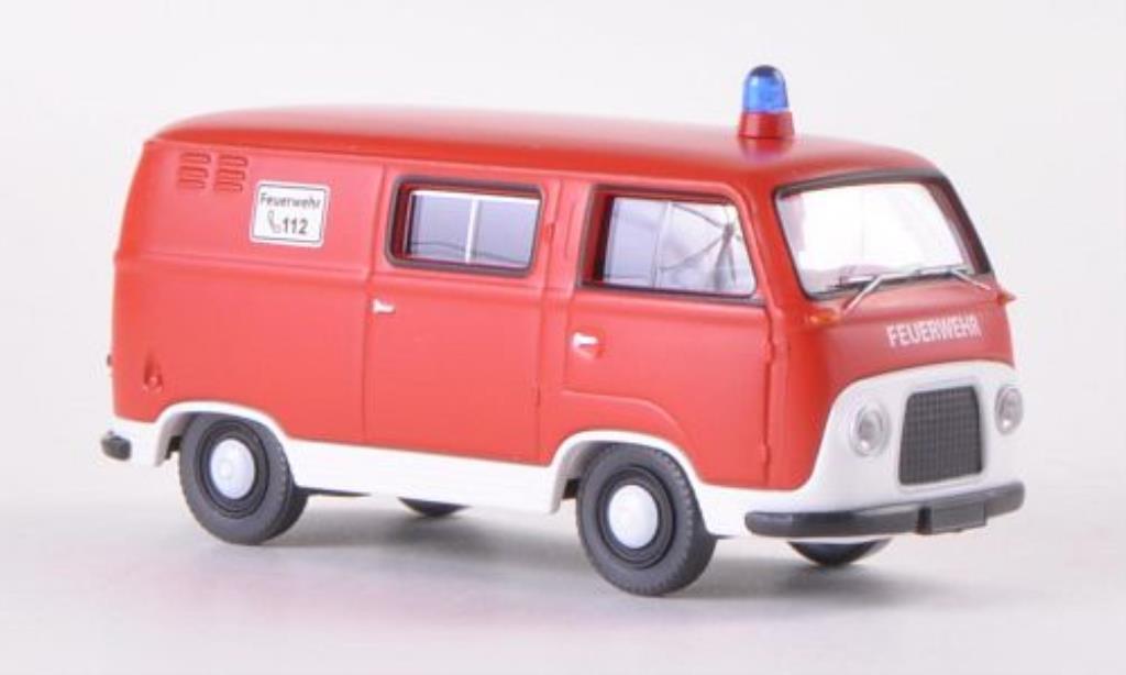 Ford FK 1000 1/87 Wiking 1000 Kasten Feuerwehr miniature