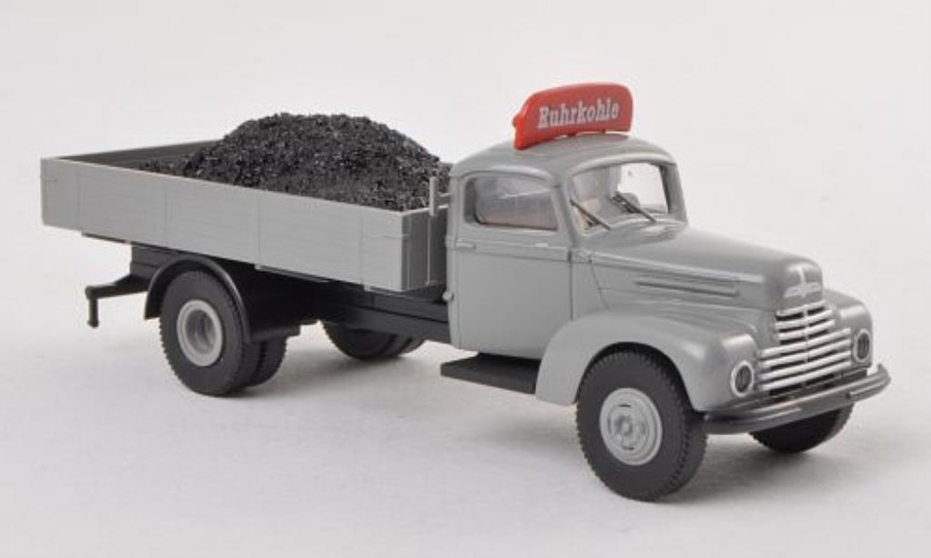 Ford FK 3500 1/87 Brekina 3500 Pritsche Ruhrkohle mit Ladegut miniature