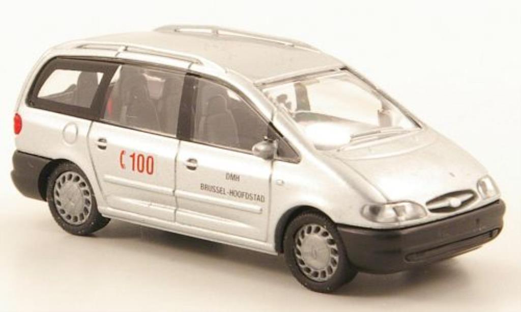 Ford Galaxy 1/87 Rietze MkI DMH Brussel-Hoofdstad (SM-B) miniature