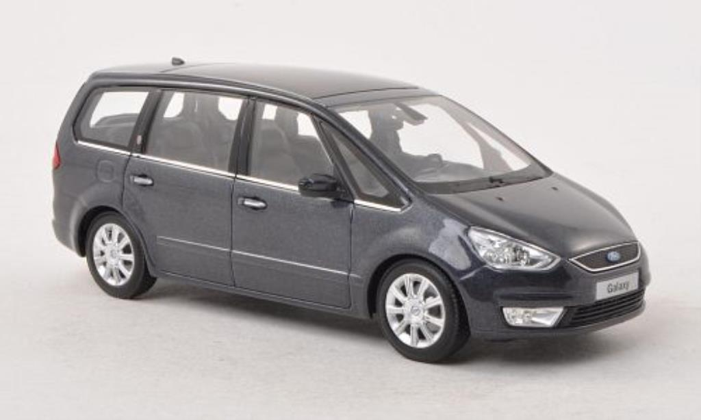 Ford Galaxy 1/43 Minichamps MkII anthrazit 2006 miniature