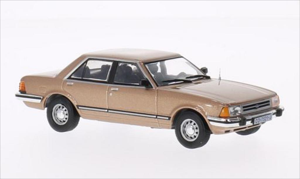 ford granada mk ii gl bronze 1982 mcw modellauto 1 43 kaufen verkauf modellauto online. Black Bedroom Furniture Sets. Home Design Ideas