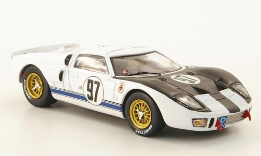 Ford GT 1/43 IXO MKII No.97 Gurney/Grant/Payne 24h Daytona 1966