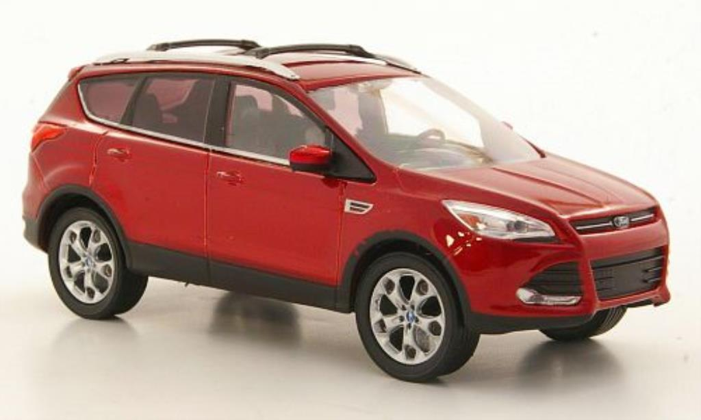 Ford Kuga 1/43 Greenlight II rouge 2013 miniature