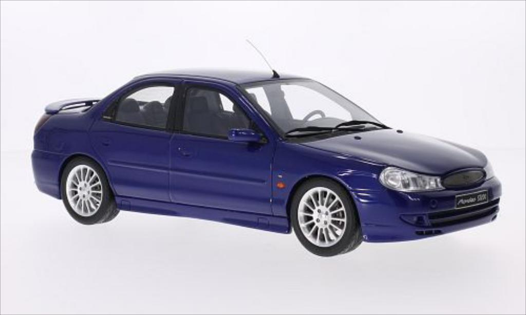 Ford Mondeo 1/18 Ottomobile ST 200 metallise bleu 1999 miniature