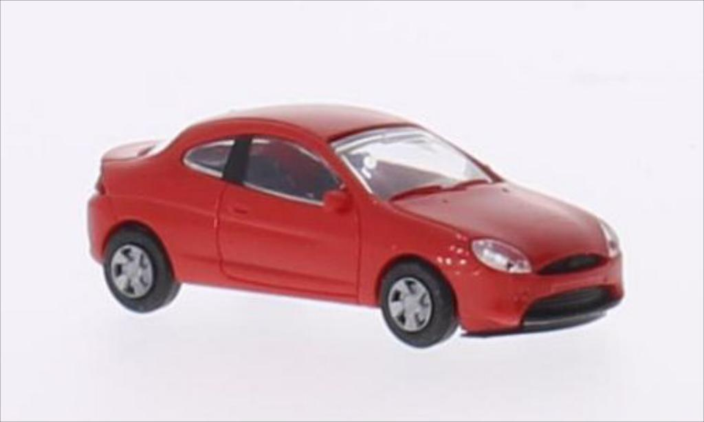 Ford Puma 1/87 Rietze rouge miniature