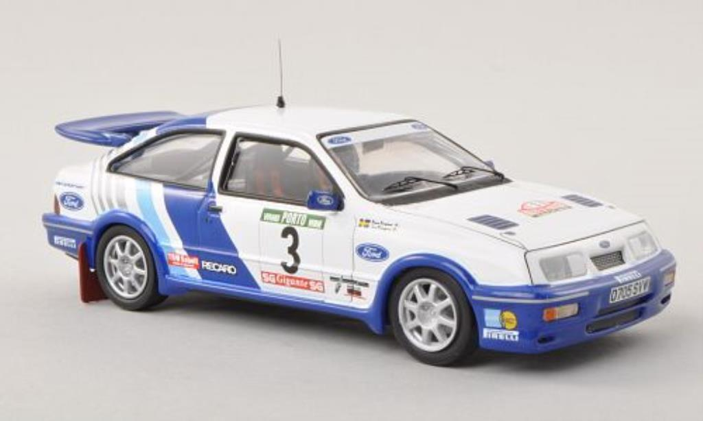 Ford Sierra 1/43 Trofeu  Cosworth No.3 Rally Portugal 1988 /B.Melander miniature