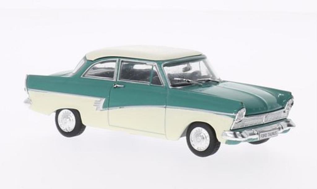 ford taunus 17m turkis beige mcw modellauto 1 43 kaufen verkauf modellauto online. Black Bedroom Furniture Sets. Home Design Ideas