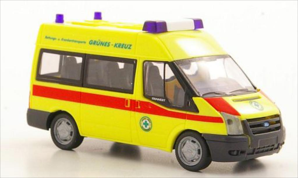 Ford Transit 1/87 Rietze MD Bus vertees Kreuz Wien (A) 2006 miniature