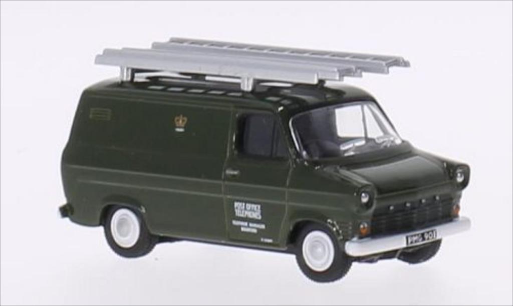Ford Transit 1/76 Oxford Mk1 RHD Post Office Telephones (GB) miniature