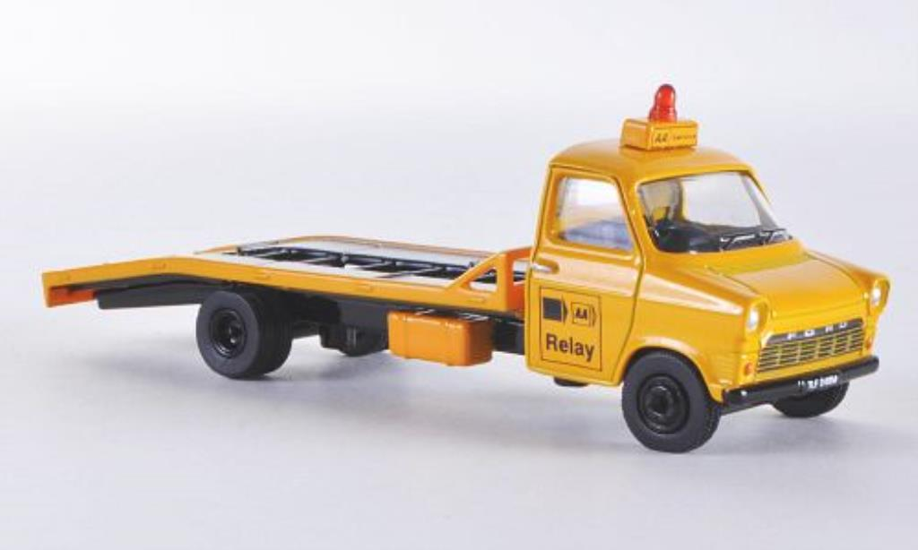 Ford Transit 1/76 Oxford MkI AA Relay Abschlepper miniature