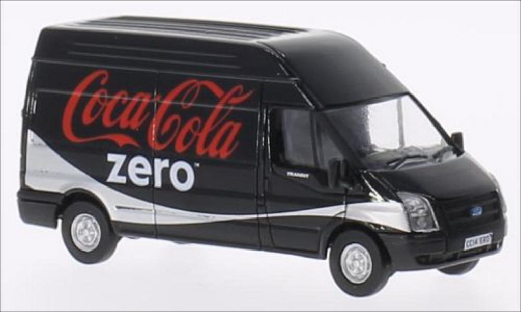 Ford Transit 1/76 Oxford RHD Coca-Cola Zero miniature