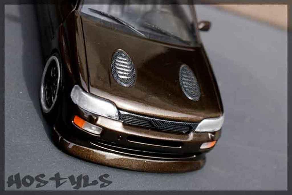 Ford Escort Cosworth 1/18 Ut Models darkgolden jantes gt1