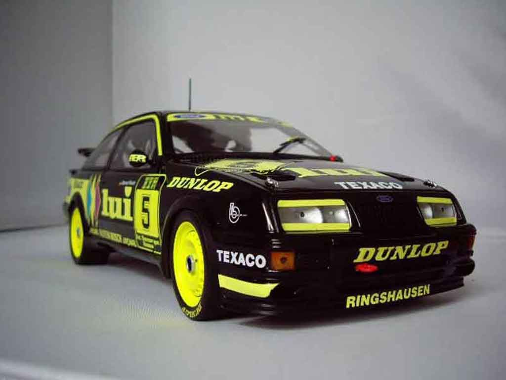 Ford Sierra RS 500 1/18 Minichamps dtm 88 reuter miniature