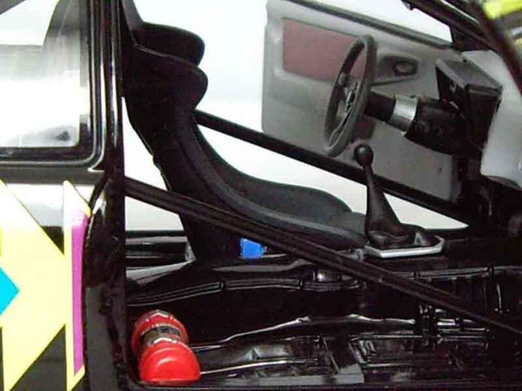 Ford Sierra RS 500 1/18 Minichamps dtm 88 reuter