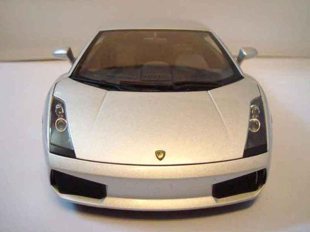 Lamborghini Gallardo SE gray Autoart. Lamborghini Gallardo SE gray miniature 1/18