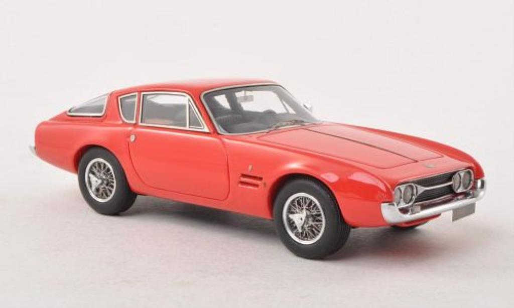 Ghia 230 1/43 Matrix S Coupe rouge 1963 miniature