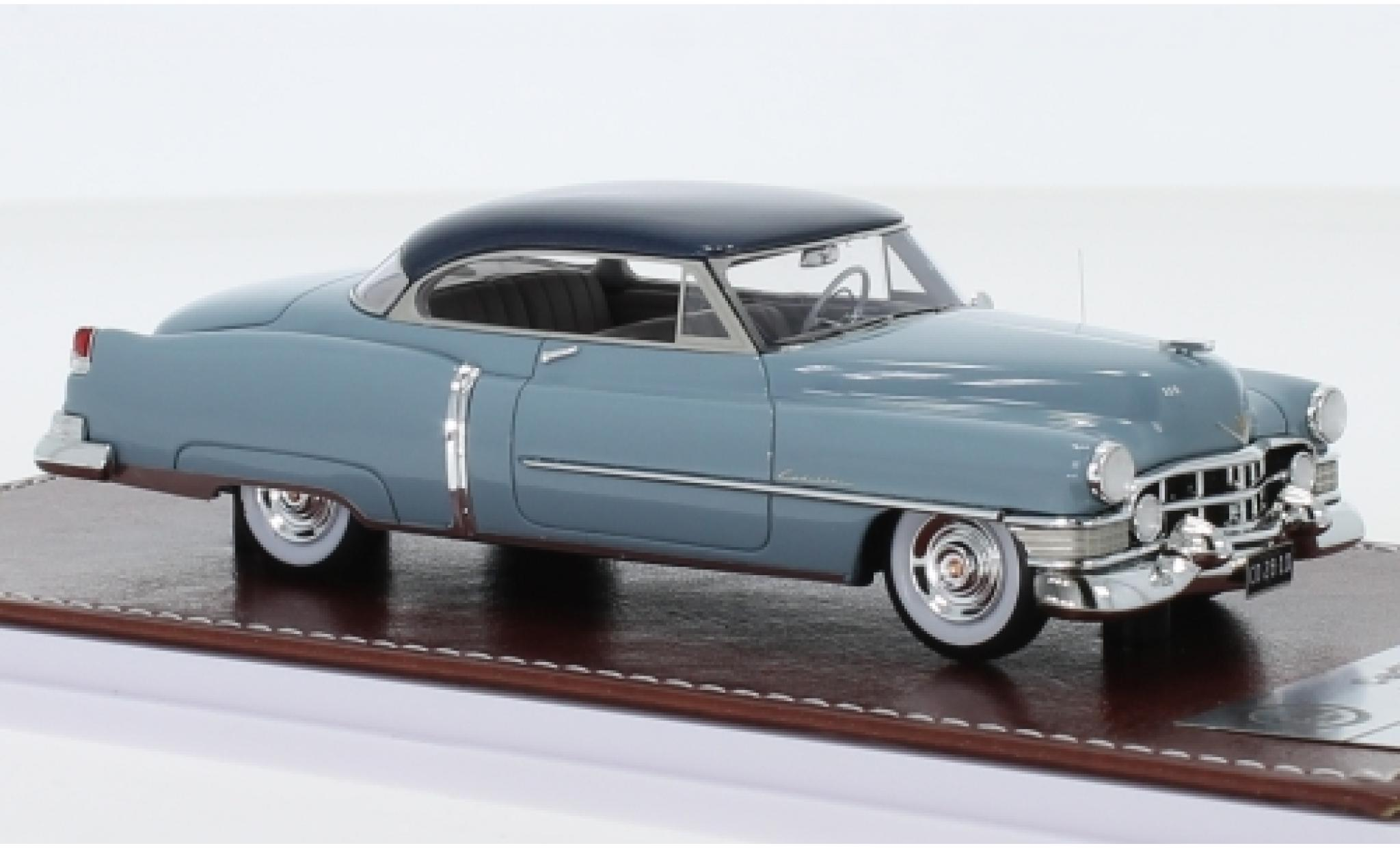 Cadillac Series 62 1/43 GIM   Great Iconic Models 2-Door Coupe bleue/metallise bleue 1951