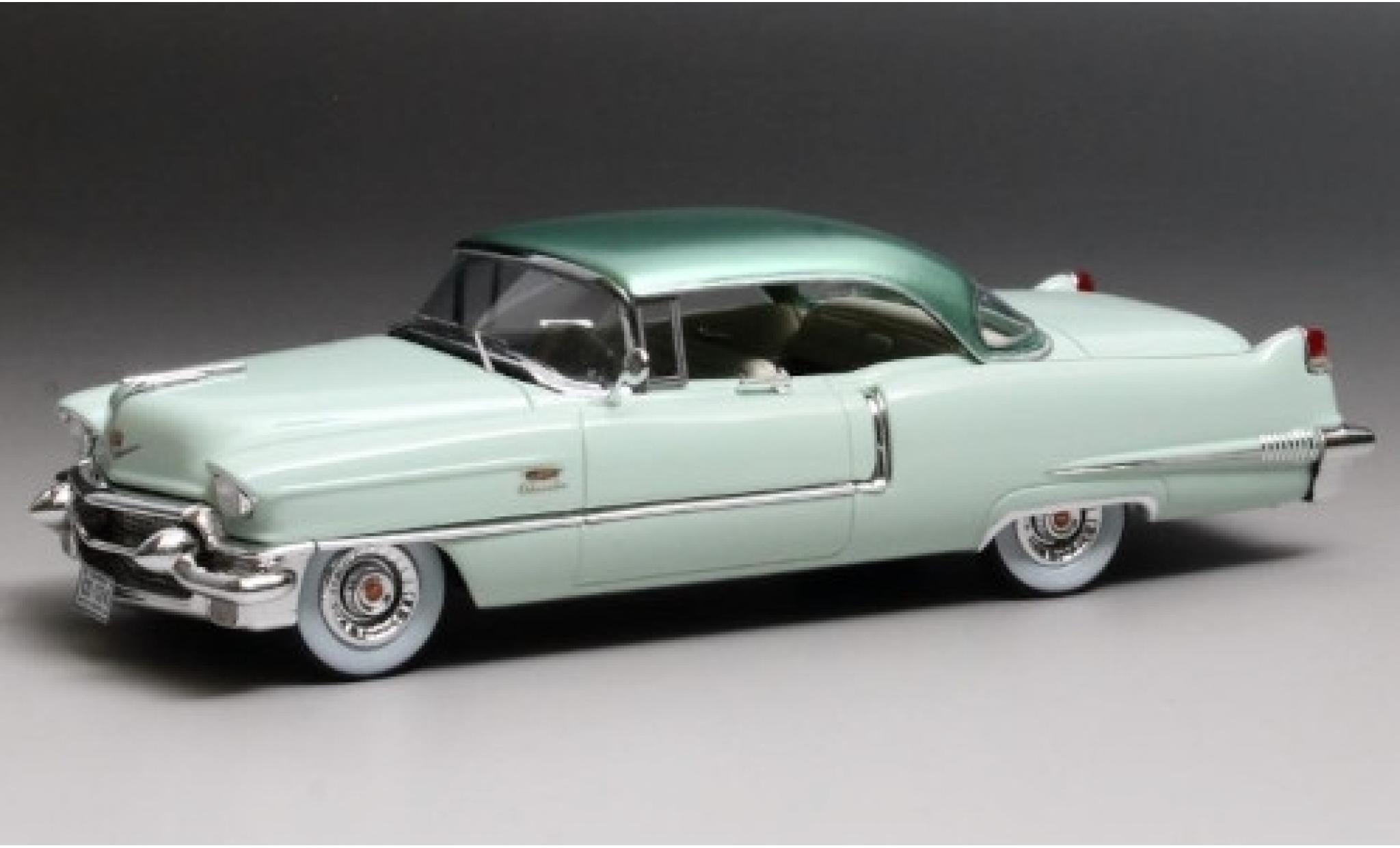Cadillac Series 62 1/43 GIM   Great Iconic Models Coupe de Ville verte/metallise verte 1956