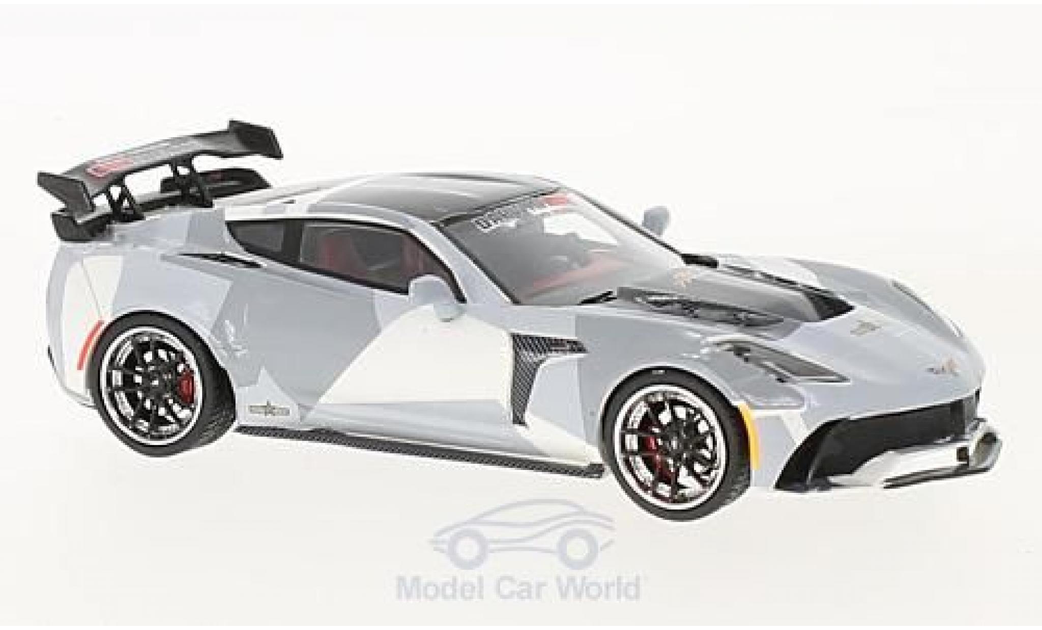 Chevrolet Corvette C7 1/43 GLM Widebody DarwinPRO BlackSails 2016 camouflage