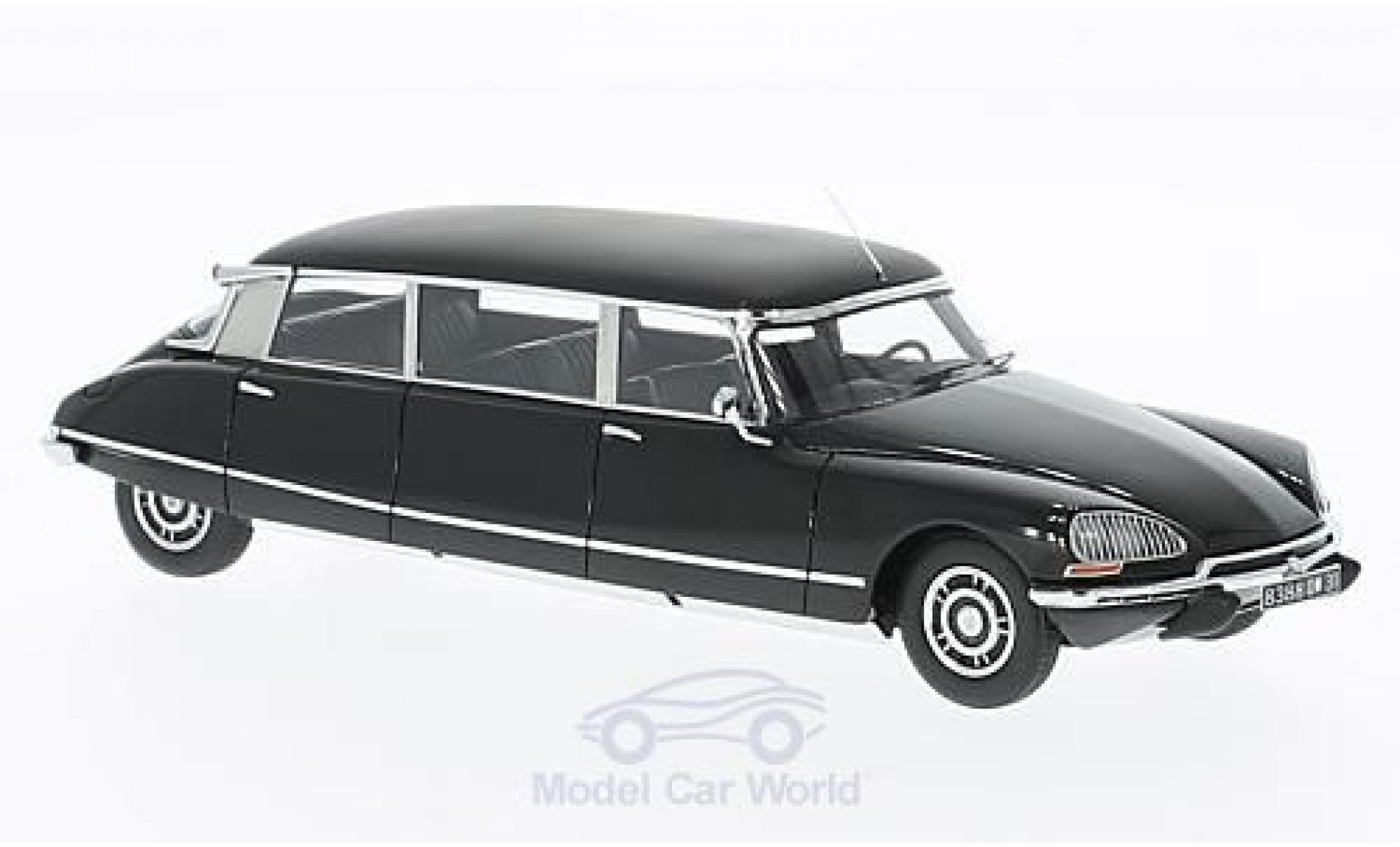 Citroen DS 19 1/43 GLM Limousine black 69