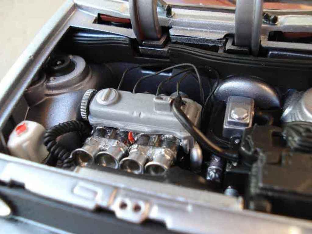 Volkswagen Golf 1 GTI 1/18 Solido jantes ATS kit carrosserie resine