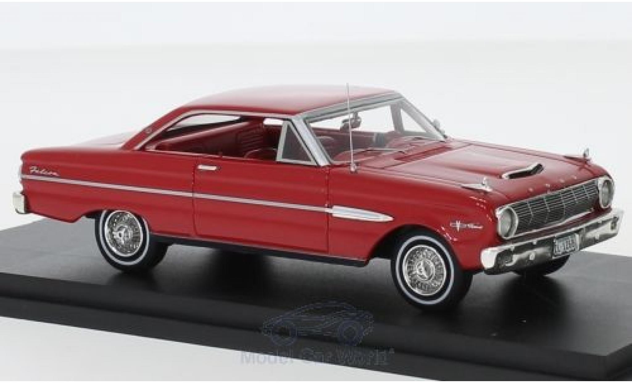 Ford Falcon 1/43 Goldvarg Collections Sprint rouge 1963
