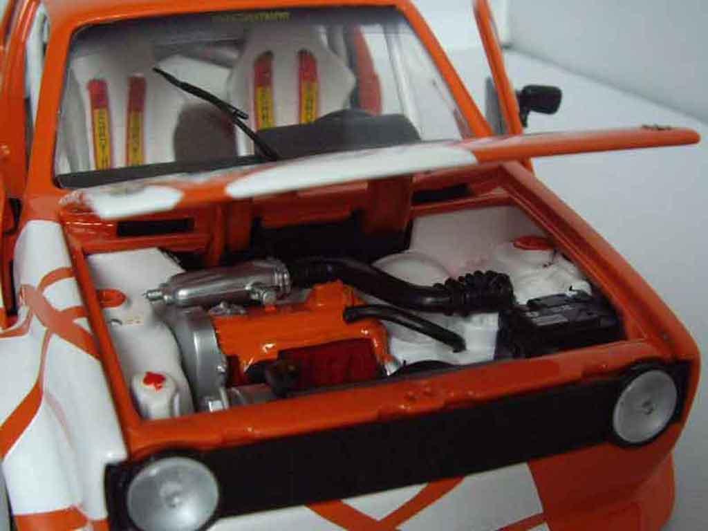 Volkswagen Golf 1 GTI 1/18 Solido Berg Cup kit large