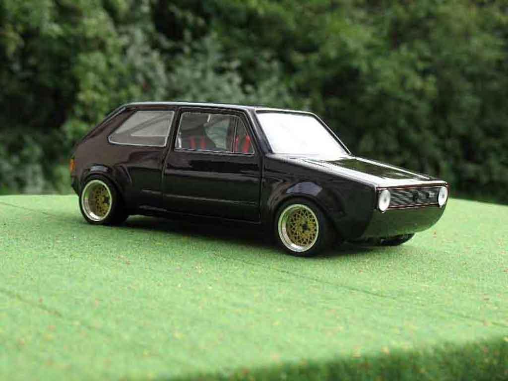volkswagen golf 1 gti jantes bbs miniature kit large solido 1 18 voiture. Black Bedroom Furniture Sets. Home Design Ideas