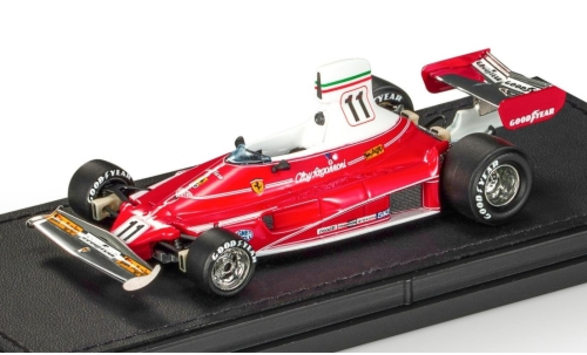 Ferrari 312 1/43 GP Replicas T No.11 Scuderia Formel 1 1975 C.Regazzoni