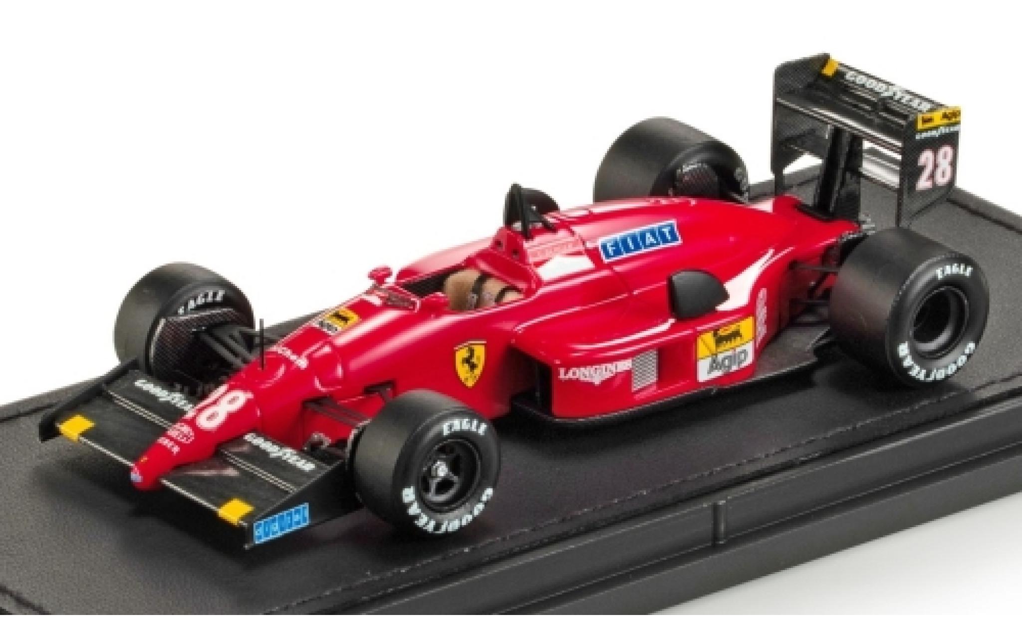 Ferrari F1 1/43 GP Replicas 87/88C No.28 Scuderia Formel 1 1988 G.Berger