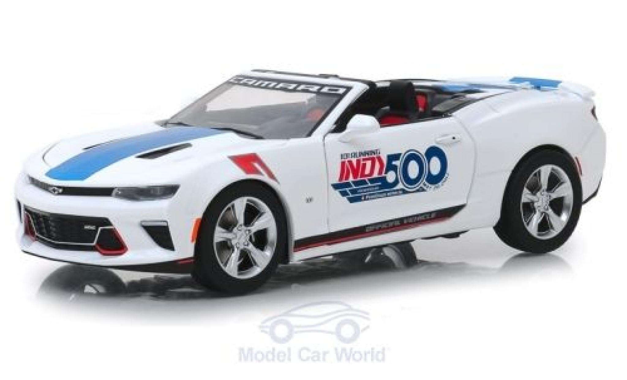 Chevrolet Camaro 1/24 Greenlight SS Convertible Indy 500 2017
