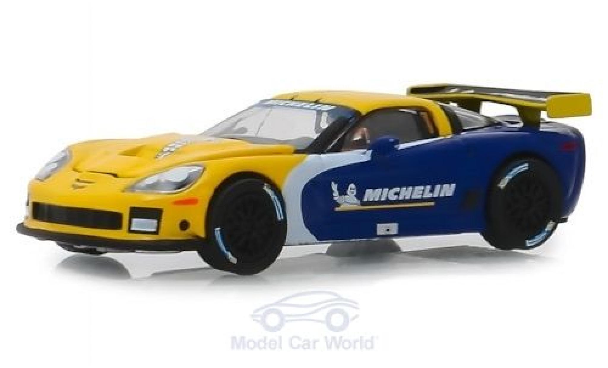 Chevrolet Corvette 1/64 Greenlight C6R Michelin 2009