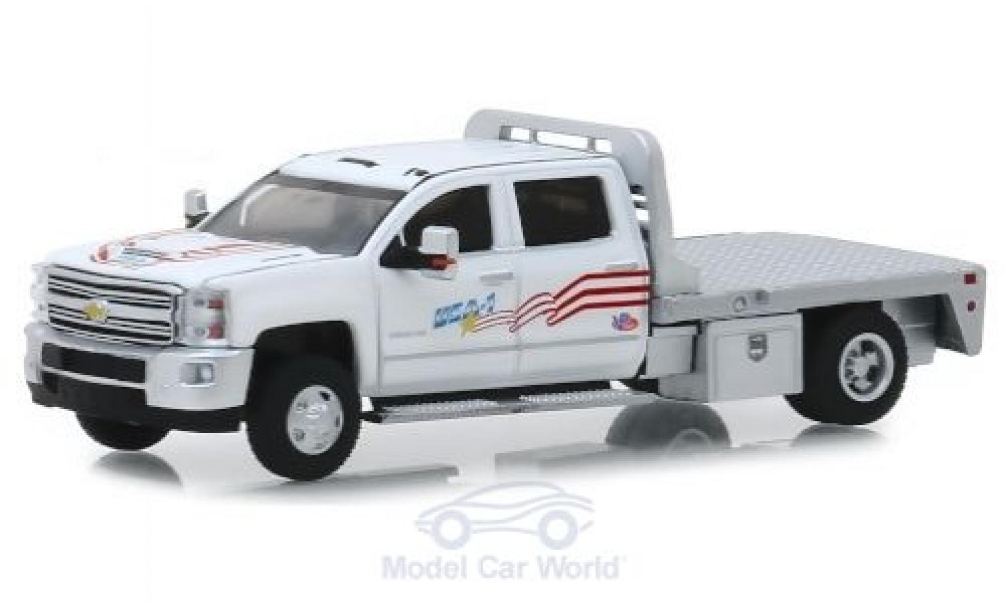 Chevrolet Silverado 1/64 Greenlight 3500HD USA-1 2018