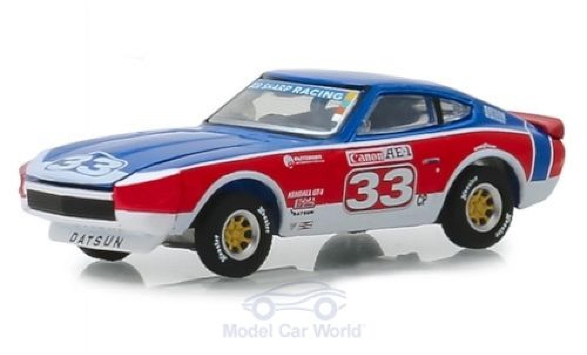 Datsun 240Z 1/64 Greenlight 1973