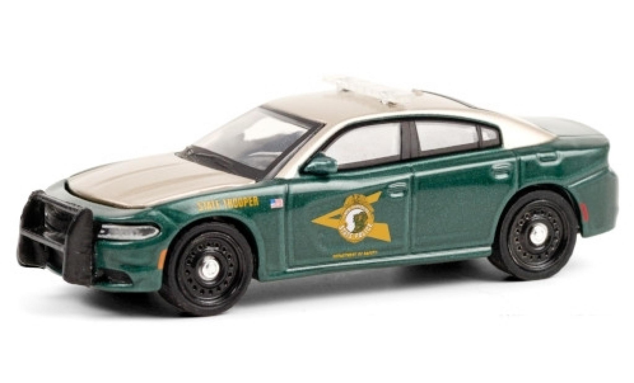Dodge Charger 1/64 Greenlight New Hampshire State Police 2018