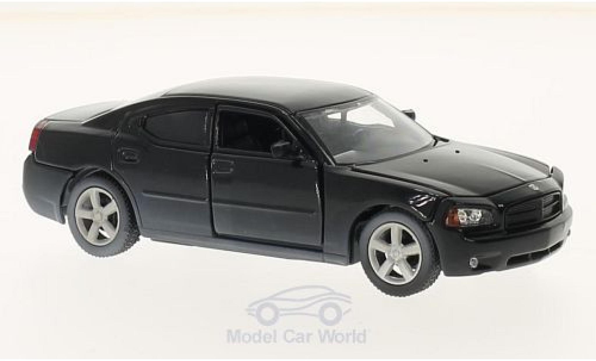 Dodge Charger Police 1/43 Greenlight black The Walking Dead 2006 Daryl Dixons Police