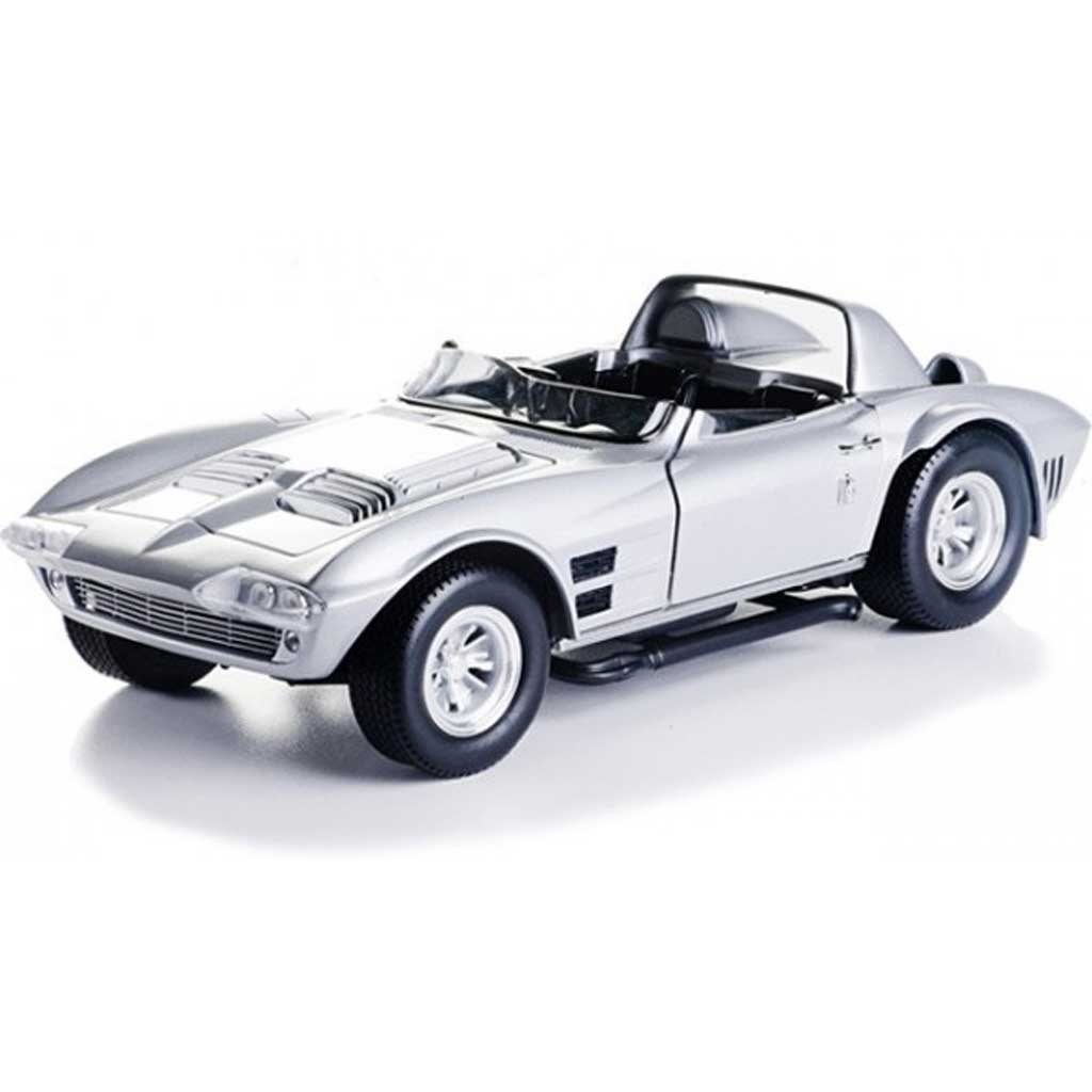 Chevrolet Corvette Grand Sport 1/18 Greenlight fast and the furious miniature