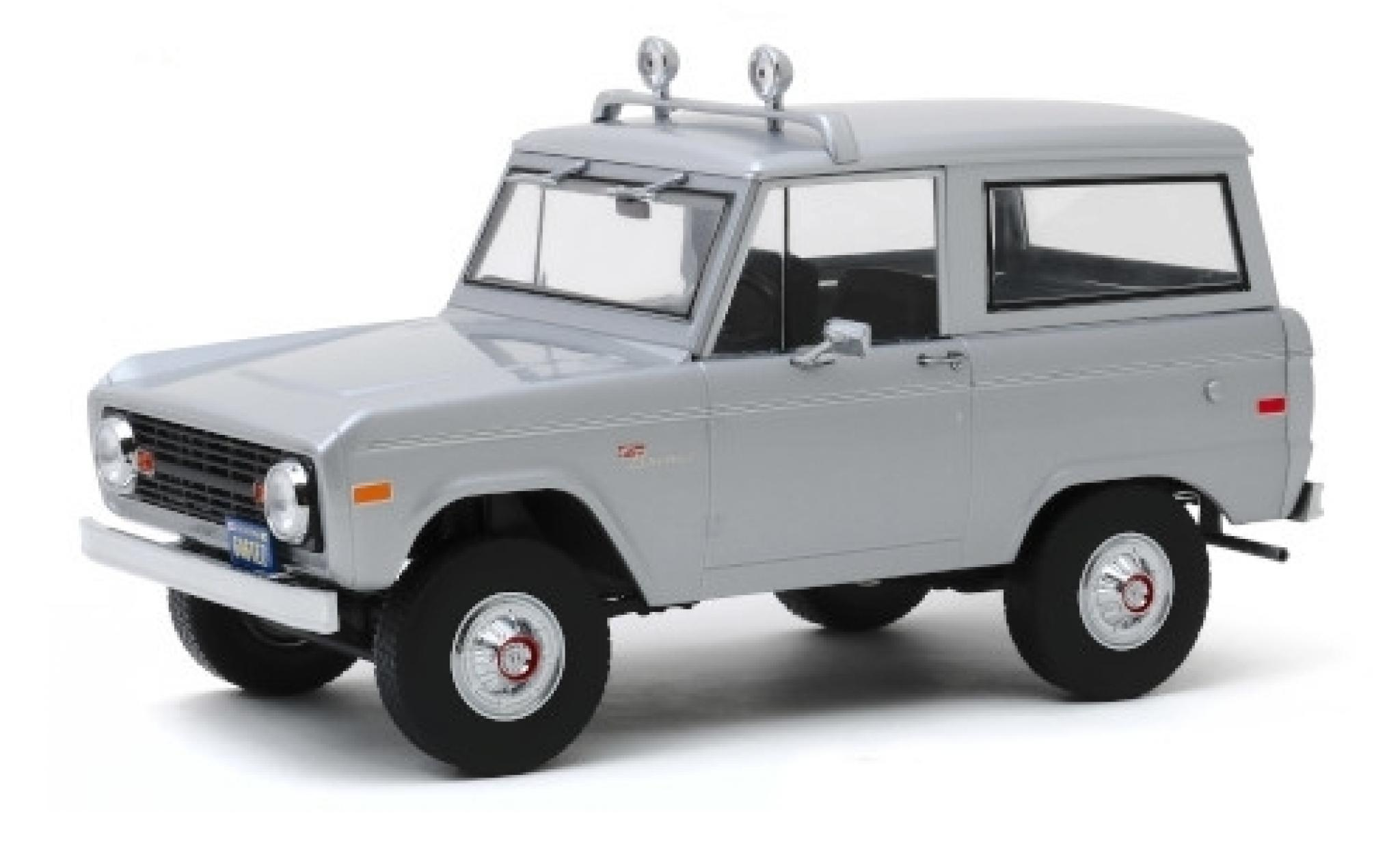 Ford Bronco 1/18 Greenlight Speed 1970