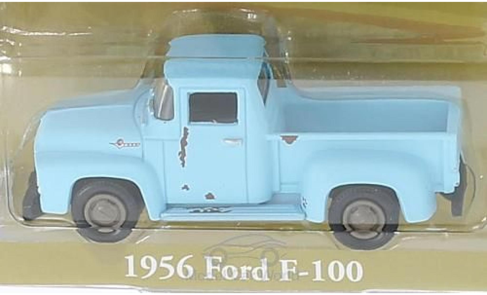 Ford F-1 1/64 Greenlight 00 hellbleue The Andy Griffith Show 1956