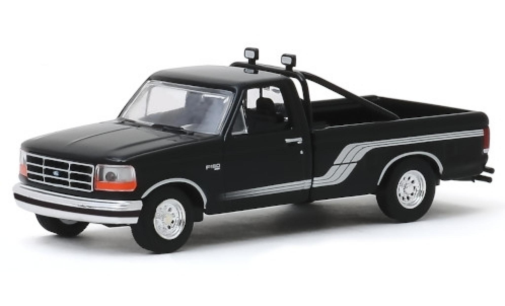 Ford F-1 1/64 Greenlight 50 noire/grise 1992