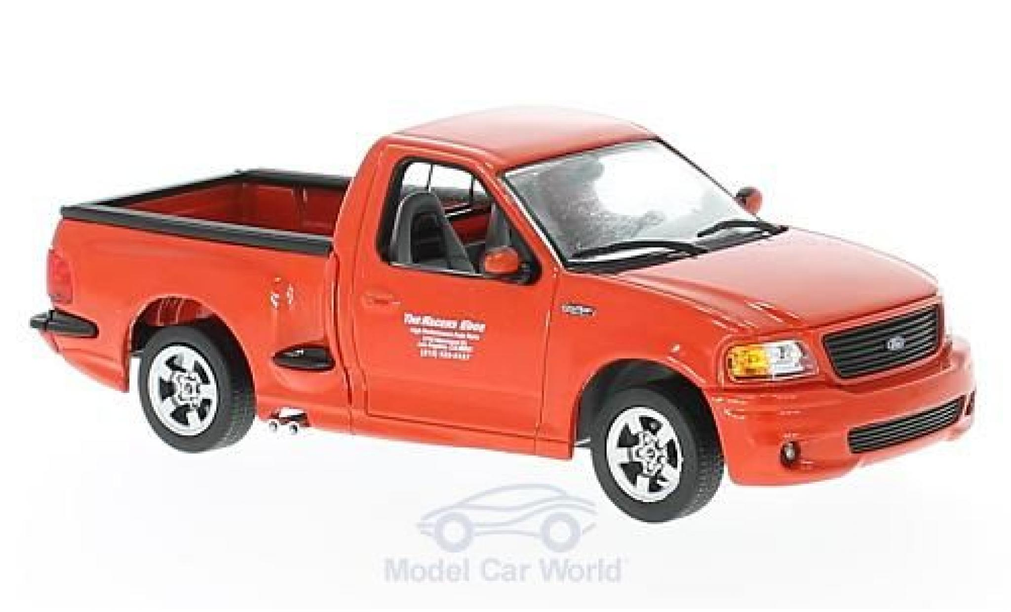 Ford F-1 1/43 Greenlight 50 SVT Lightning rosso Fast & Furious Brians 1999