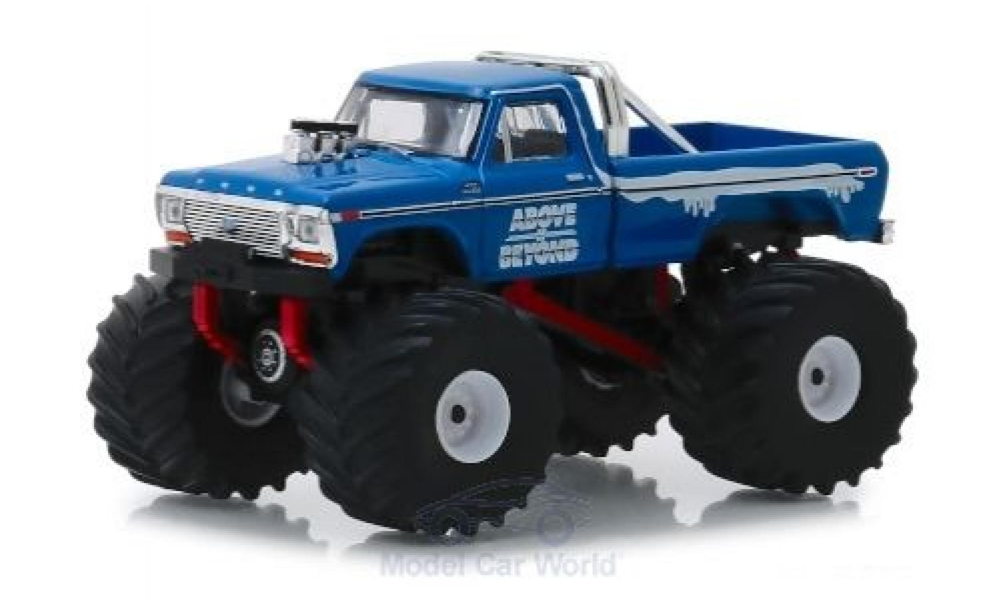 Ford F-250 1/64 Greenlight Above N Beyond 1978