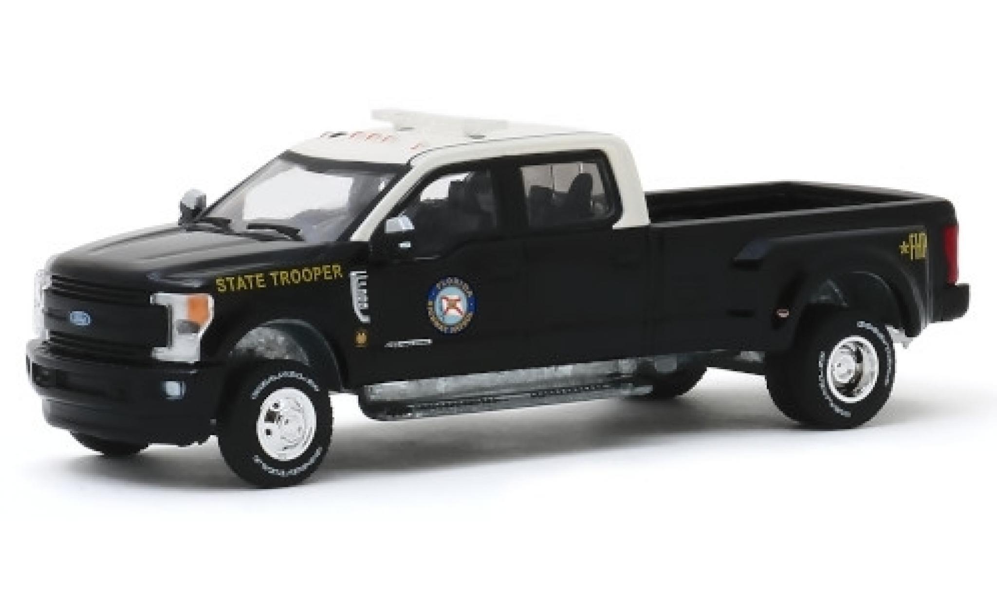 Ford F-350 1/64 Greenlight Lariat Florida Highway Patrol 2019