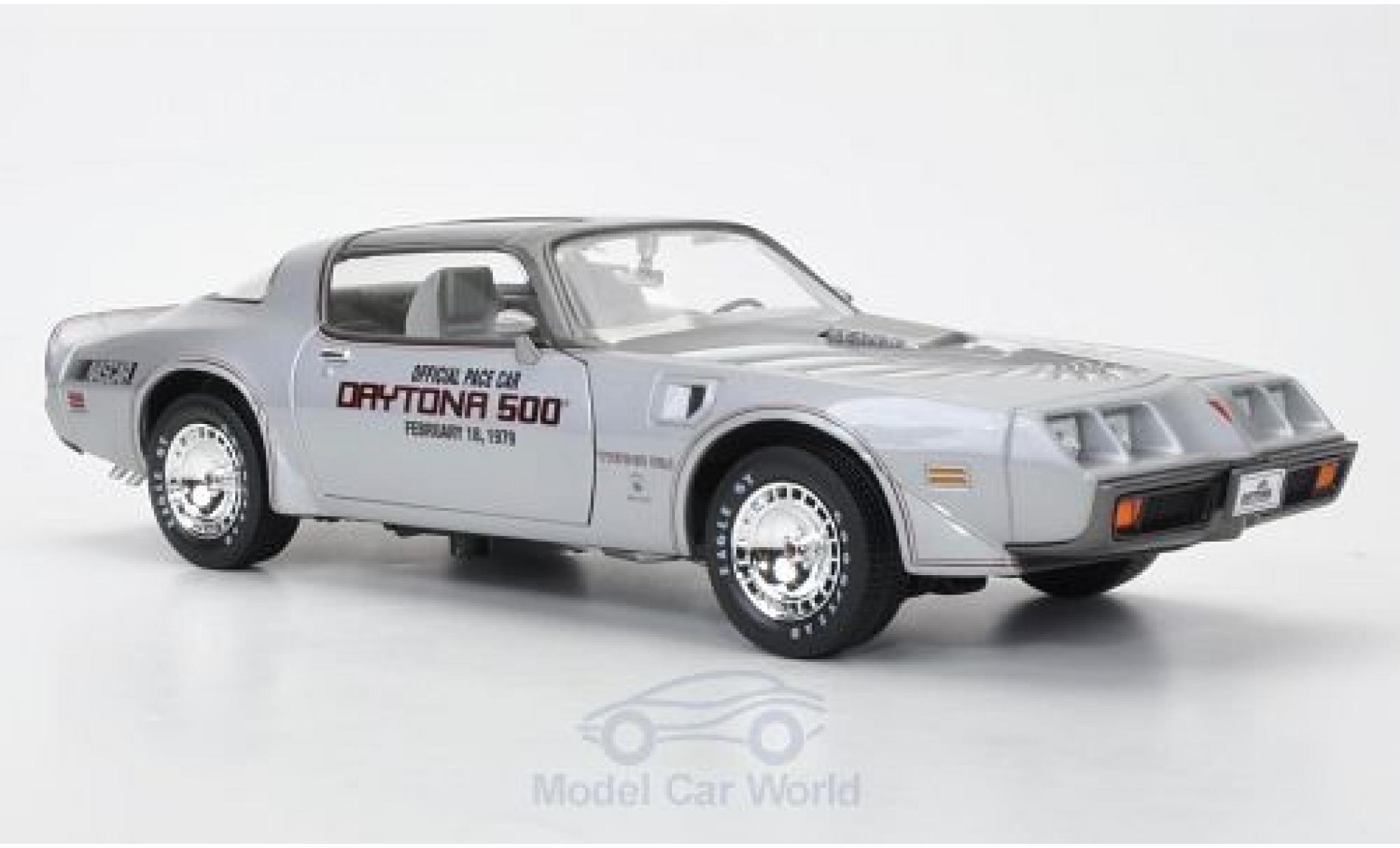 Pontiac Firebird 1979 1/18 Greenlight T/A Daytona 500 Official Pace Car